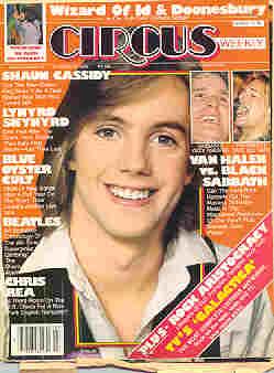 cassidy news shaun cassidy news david cassidy biography shaun cassidy    Shaun Cassidy And David Cassidy